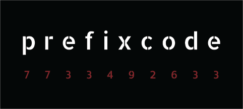 Prefixcode
